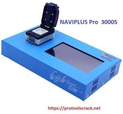 NAVIPLUS Pro 3000S Crack