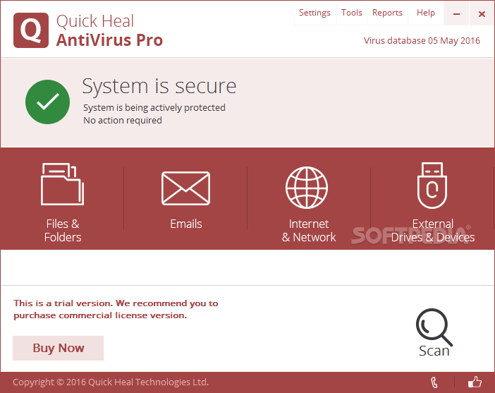 Quick Heal Antivirus Pro Crack