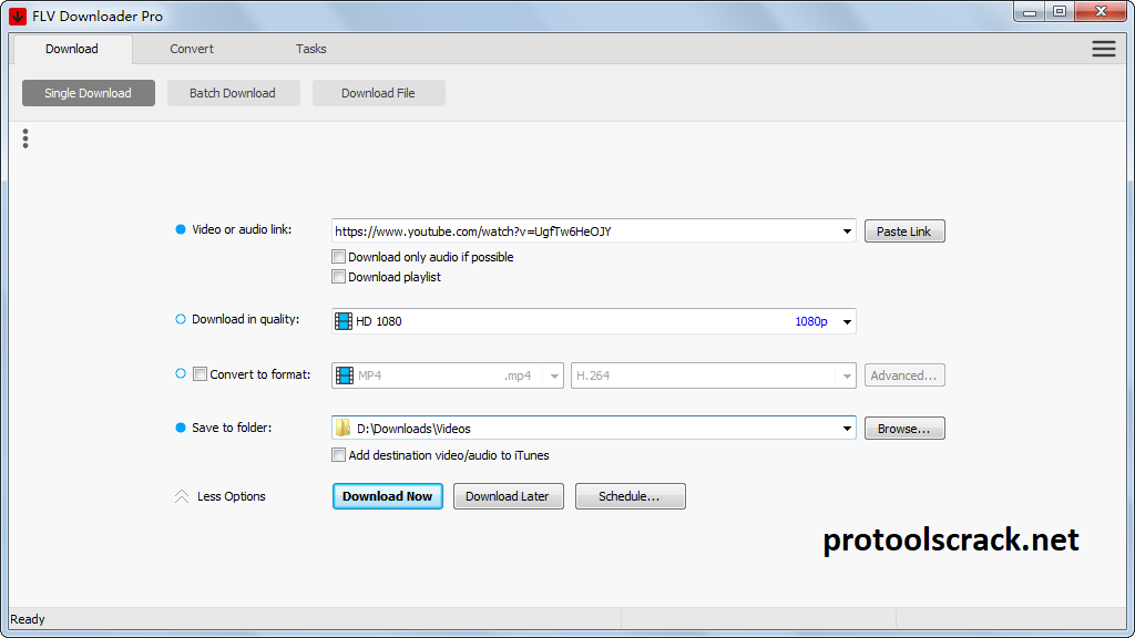 FLV Downloader Pro Crack