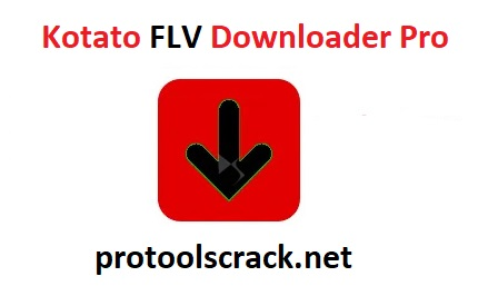 Kotato FLV Downloader Pro Serial Key