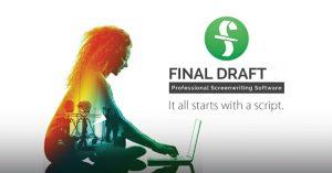 Final Draft 12 Crack