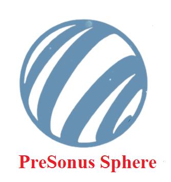 PreSonus Sphere Crack